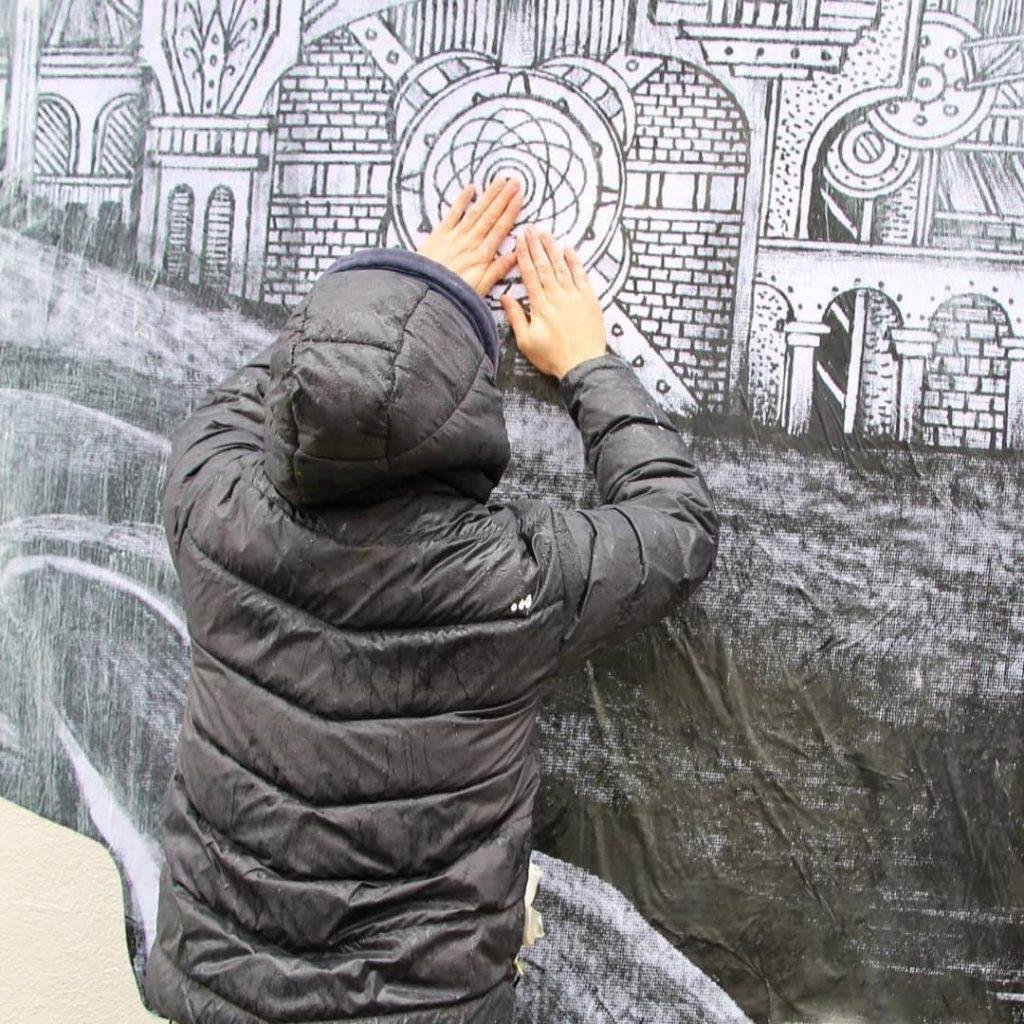 WIP Ardif Champigny Art'Murs