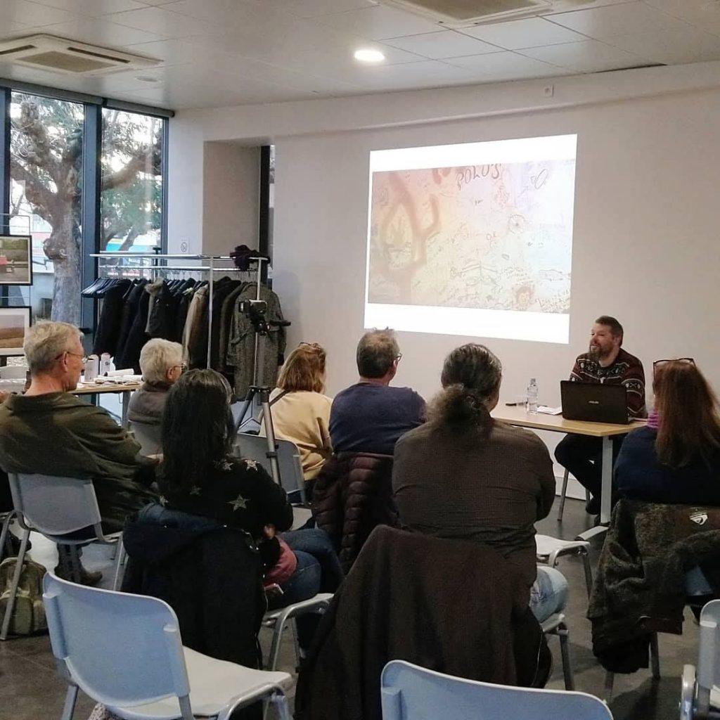 Conférence Codex Urbanus Art'Murs