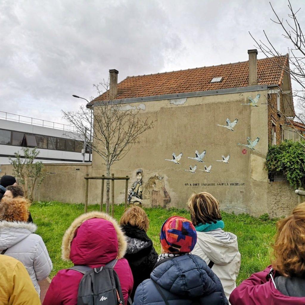 promenade Fontenay Art'Murs - Jana&JS NiceArt