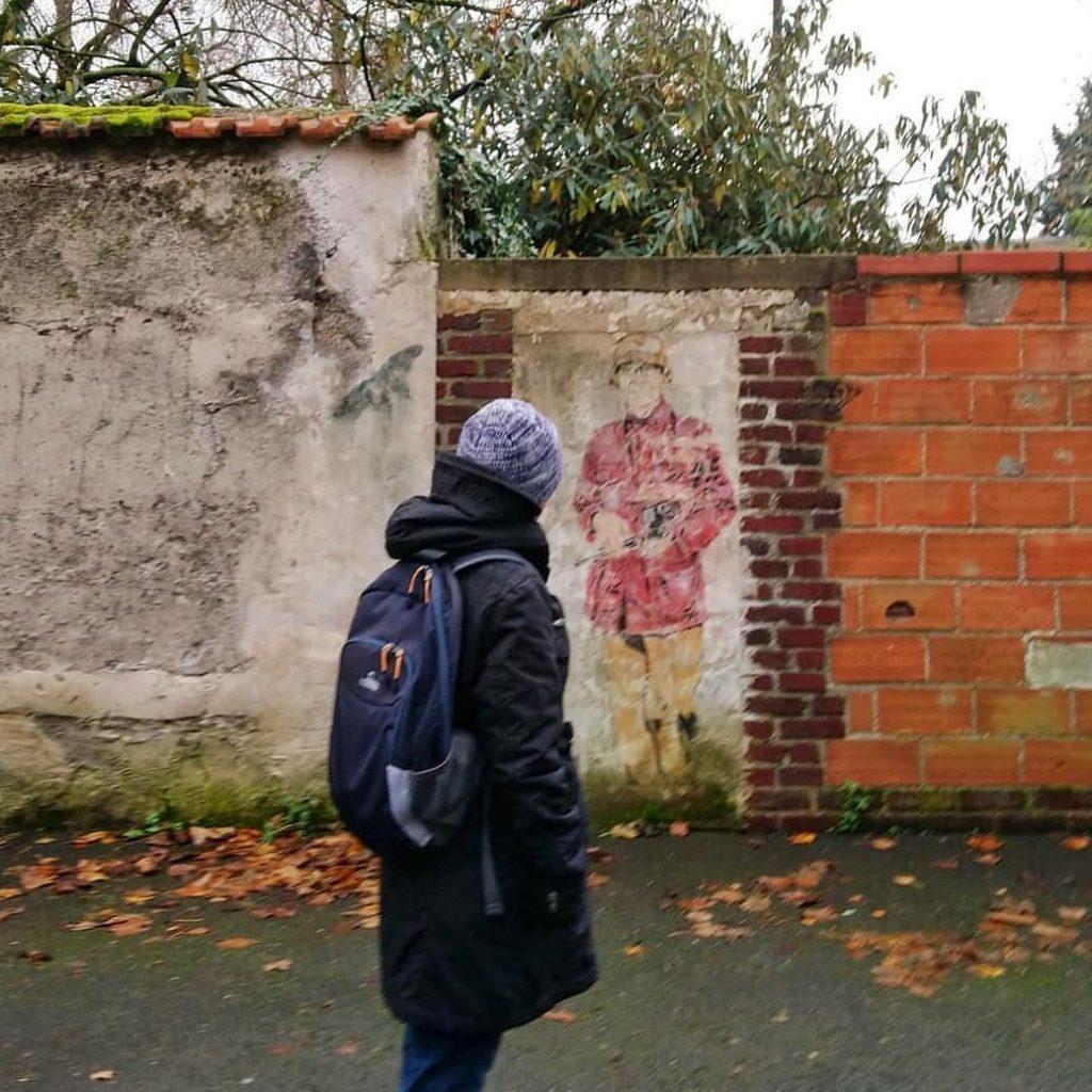 promenade Fontenay Art'Murs - Jana&JS