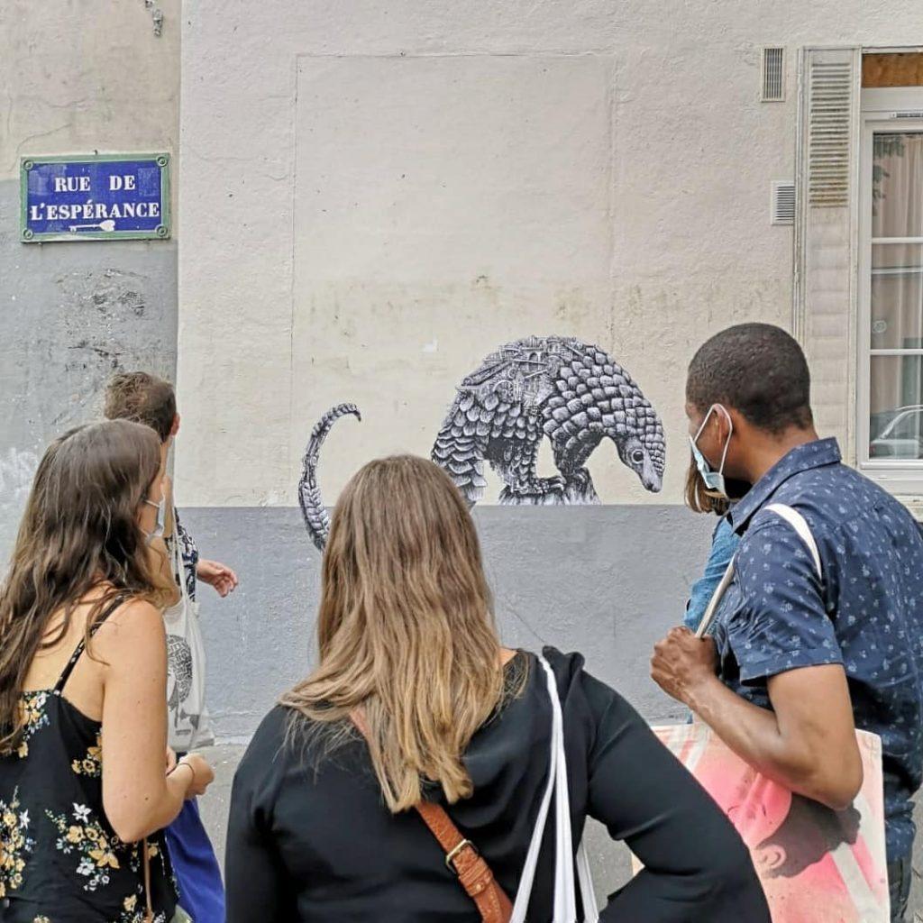 promenade Paris13 Art'Murs - Ardif