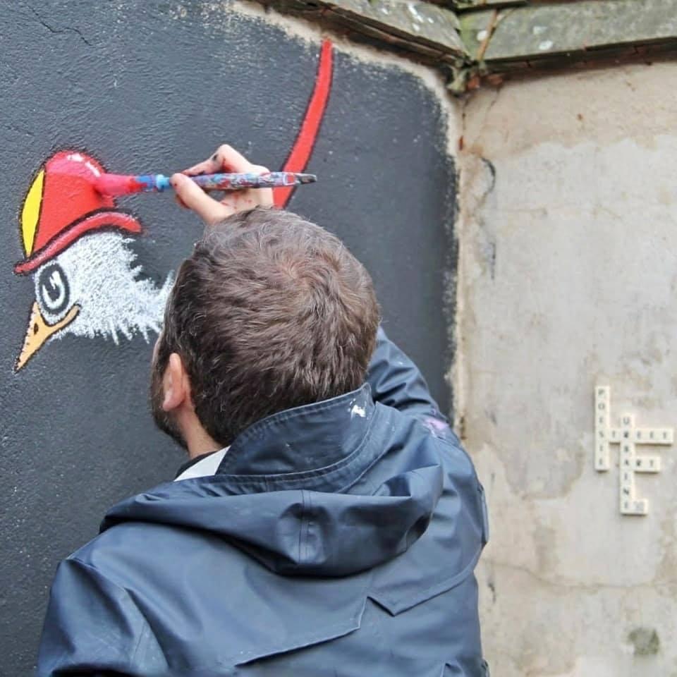 WIP Matt_thieu Champigny Art'Murs