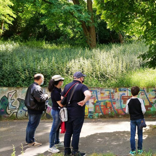 promenade Fontenay Art'Murs - UTP crew
